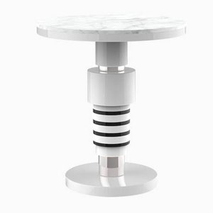 Saint-Malo Pedestal Table by Eric Willemart for Casalto