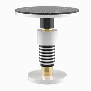 Vienna Pedestal Table by Eric Willemart for Casalto
