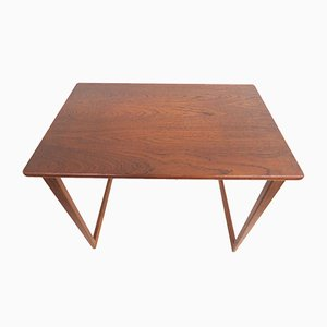 Danish Style Teak Side Table, 1960s