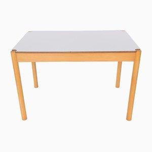 Table de Salle à Manger Modèle 44 par Jørgen Bækmark pour FDB, 1960s