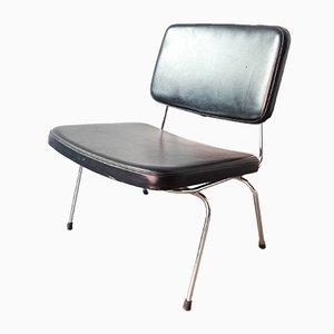 Model Prestigio Lounge Chair by Daciano da Costa for Metalúrgica da Longra, 1960s