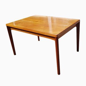 Mid-Century Danish Teak Dining Table by Henning Kjærnulf for Vejle Mobelfabrik