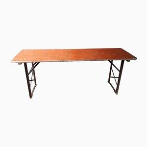 Vintage Folding Table, 1960s