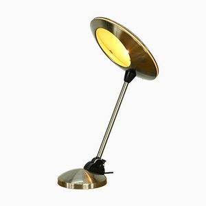 Space Age Aluminium Table Lamp, 1970s