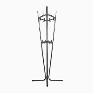 Vintage Chrome-Plated Coat Stand, 1960s
