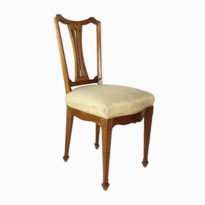 Vintage Austrian Dining Chair from Friedrich Otto Schmidt, 1980s