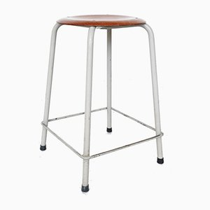 Industrial Stool from Ahrend De Cirkel, 1970s