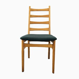 East German Dining Chairs from VEB VSI Neuhausen, 1960s, Set of 4