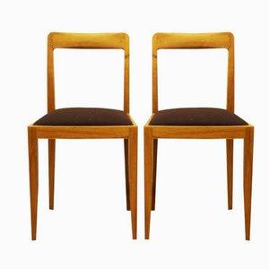 Österreichische Stühle von Julius Jirasek Für Werkstätten Hagenauer