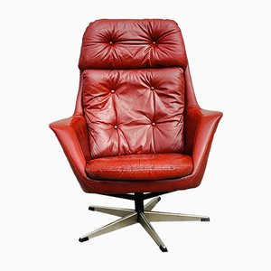Mid-Century Lounge Chair by H. W. Klein for Bramin