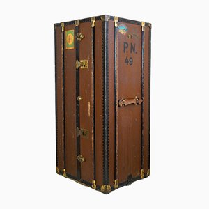 Large Antique Cabinet Case from Moritz Mädler, 1900s
