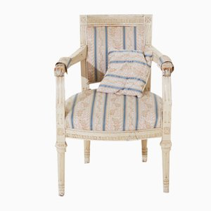 Antique Gustavian Armchair