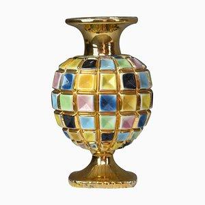 Vintage Italian Ceramic Vase, 1960s