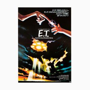 Poster ET The Extra Terrestrial di John Alvin, 1982
