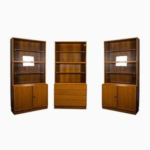 Modulares Bücherregal von Stürmer + Sohn Furniture Factory, 1960er