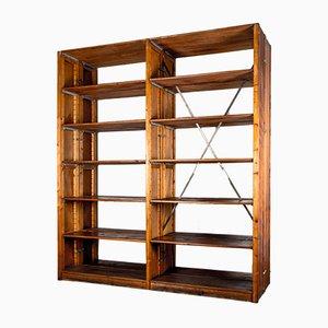 Großes Achieve Bücherregal von Plink Planck