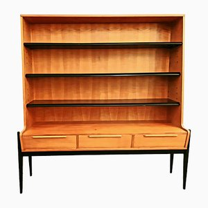 Vintage Bookcase in the Style of Alfred Hendrickx for Belform, 1950s