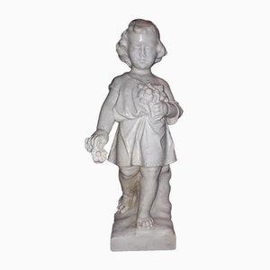 Antike Marmor Kinderskulptur