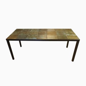 Mid-Century Coffee Table by Les 2 Potiers