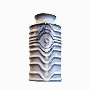Cerámica Zyklon Nr. Jarrón 405/20 de Cari Zalloni para Steuler Keramik, años 60