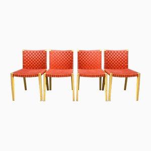 Chaises de Salon 757 Vintage par Peter Maly pour Thonet, Set de 24