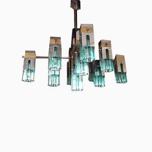 Ceiling Lamp by Gaetano Sciolari for Sciolari, 1970s