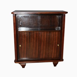 Art Deco Rosewood Bar Cabinet, 1940s