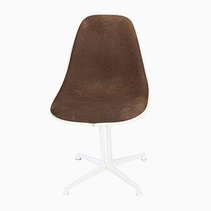 Chaises d'Appoint Modèle DSL Vintage par Charles & Ray Eames pour Herman Miller, 1960s, Set de 4