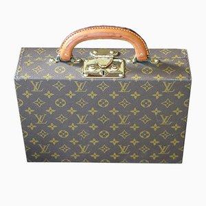 Lona para joyas vintage con monograma de Louis Vuitton