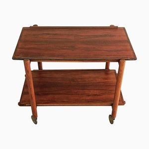 Table de Bar Modulable Multifonctionnelle en Palissandre par Poul Hundevad, Danemark, 1960s