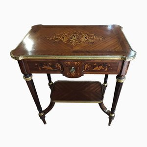Napoleon III Rosewood Coffee Table