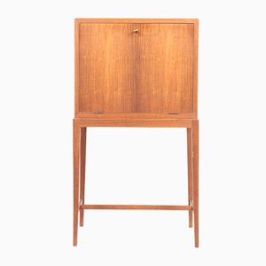 Mid-Century Rosewood Cabinet by Frits Henningsen for Langkilde, 1950s