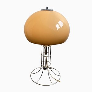Vintage Space Age Table Lamp from Herda, 1970s