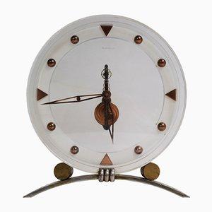 Vintage Art Deco Baguette Mod. 234 Clock from Jaeger-LeCoultre