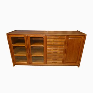 Large Vintage Teak Sideboard from Dyrlund