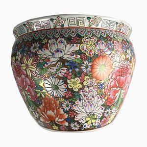 Chinese Ceramic Vase, 1950s