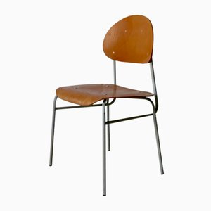 Mid-Century Czech School Chair from Novy Domov, 1960s