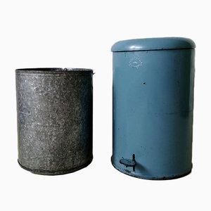 Vintage Trash Can from Druzstvo Sumperk, 1970s