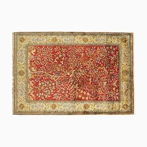 Vintage Ghom Carpet