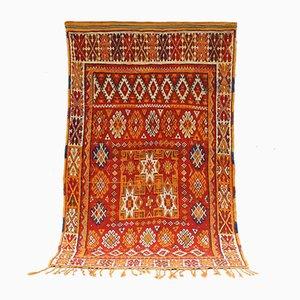Vintage Moroccan Berber Boujaad Rug, 1960s