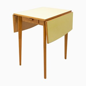 Mid-Century Adjustable Coffee or Side Table, Czechoslovakia, 1960s