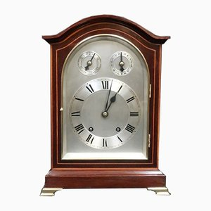 Antique German Westminster Chime Mantel Clock from Winterhalder & Hofmeier, 1890s