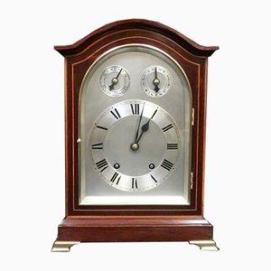 Antique German Westminster Chime Mantel Clock from Winterhalder & Hofmeier, 1890s
