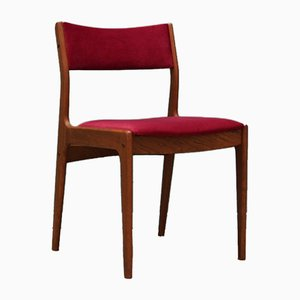Mid-Century Dining Chair from Uldum Møbelfabrik, 1970s