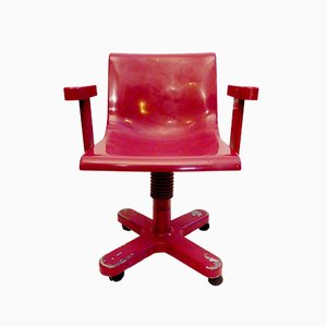 Synthesis Desk Chair by Ettore Sottsass for Olivetti Synthesis, 1973