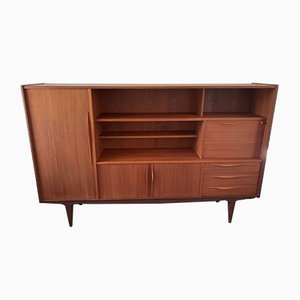 Teak Sideboard Cabinet from UNIFA, 1960s
