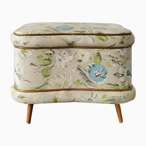 Mid-Century Boudoir Stool, Germany, 1950s
