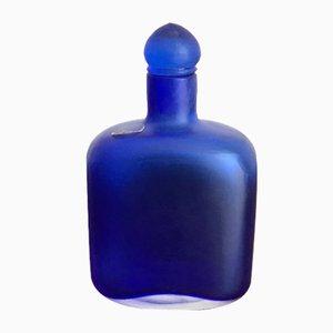 Murano Glass Velati Series Vase by Venini, 1995