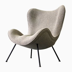 Lounge Chair by Fritz Neth for Madame, 1950s