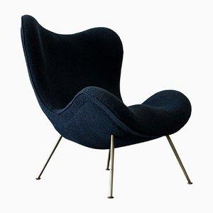 Sessel von Fritz Neth für Madame, 1950er